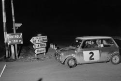 Тимо Мякинен и Пол Истер, Mini Cooper S