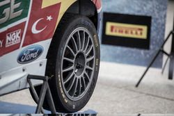 #31 Buğra Banaz, Burak Erdener, Ford Fiesta R2, Castrol Ford Team Türkiye,