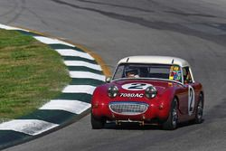 1959 Austin Healey Sprite Jim Williams