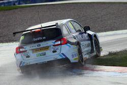 Ashley Sutton, Team BMR; Subaru Levorg