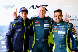 Pole position GTE-Am: #98 Aston Martin Racing Aston Martin Vantage: Paul Dalla Lana, Pedro Lamy, Mathias Lauda