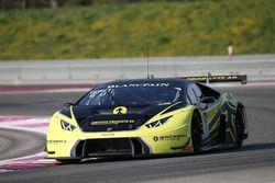 #77 Barwell Motorsport, Lamborghini Huracan GT3: Adrian Amstutz, Martin Kodric, Patrick Kujala, Marc