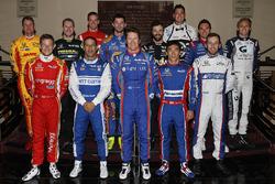 2017 Honda IndyCar pilotları