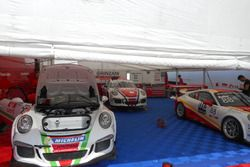 Box Ghinzani Arco Motorsport