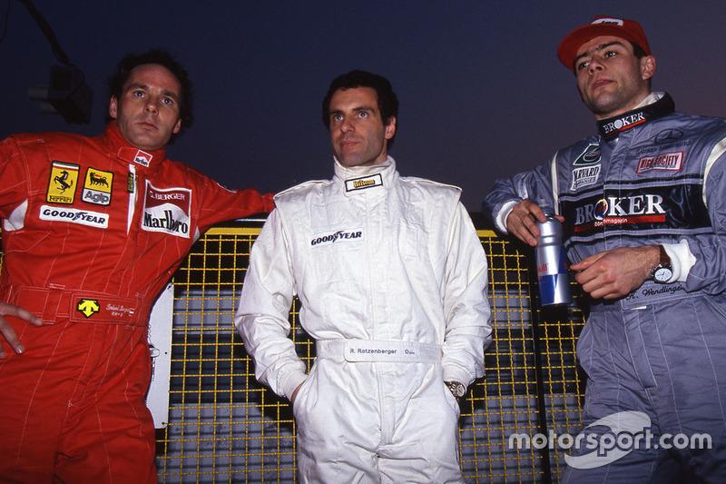 Tres austriacos