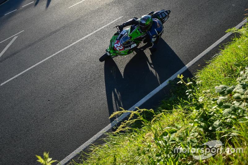 Superstock TT: 10. Platz - Horst Saiger, Swiss Moto
