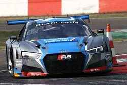 #3 Team WRT, Audi R8 LMS: Jake Dennis, Pieter Schothorst