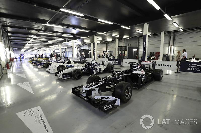 Машини Williams