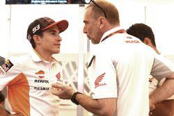 Marc Márquez, Repsol Honda Team, Livio Suppo, HRC