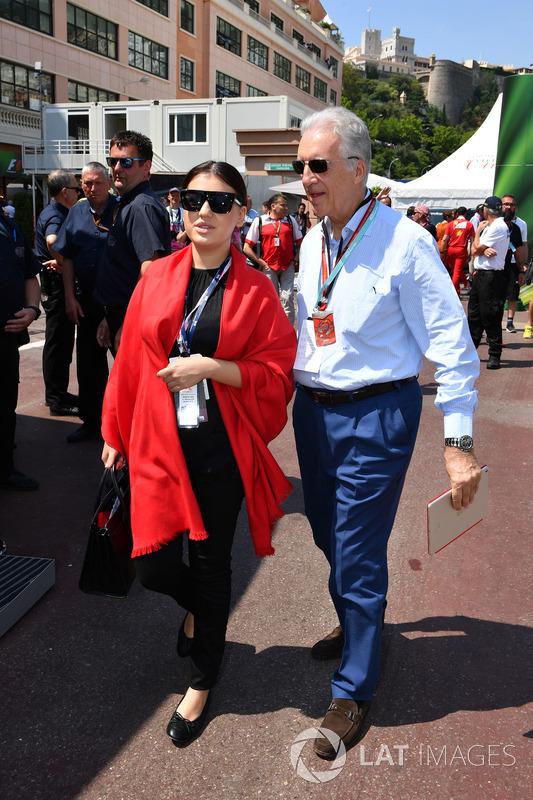 Piero Lardi Ferrari, Ferrari Genel Müdür Yardımcısı