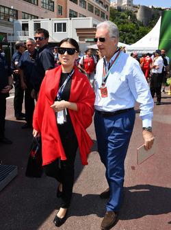 Piero Lardi Ferrari, Ferrari-Vizepräsident