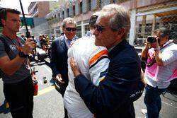 Stoffel Vandoorne, McLaren, Jacky Ickx