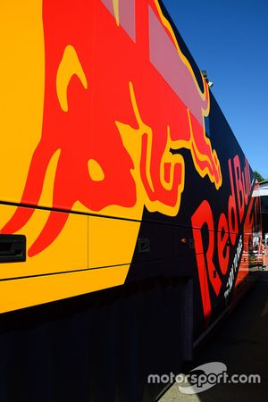 Red Bull KTM Factory Racing truck