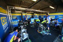 PTR Honda garaje