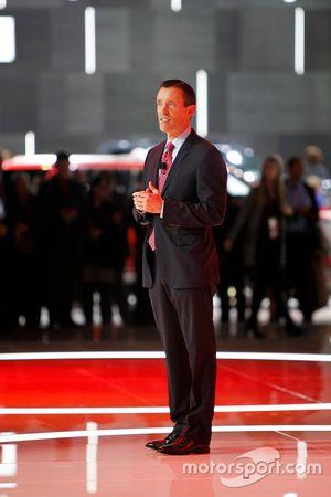 Michael Sprague, Kia North America CEO & EVP