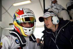 Аугусту Фарфус, BMW Team RLL