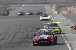 #58 VDS Racing Adventures MARC Focus V8: Raphaël van der Straten, Joël Vanloocke, Grégory Paisse, Pi
