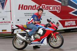 Guy Martin, Honda Racing