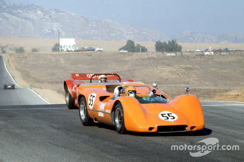 Роджер Маккейг, McLaren M6B Chevrolet
