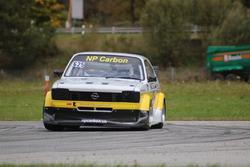 Peter Niederer, Opel Kadett C, RCU, 2. Manche