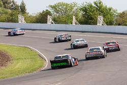 Camilo Echevarria, Alifraco Sport Chevrolet, Norberto Fontana, JP Carrera Chevrolet, Santiango Mango