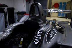 DS Virgin Racing car detail