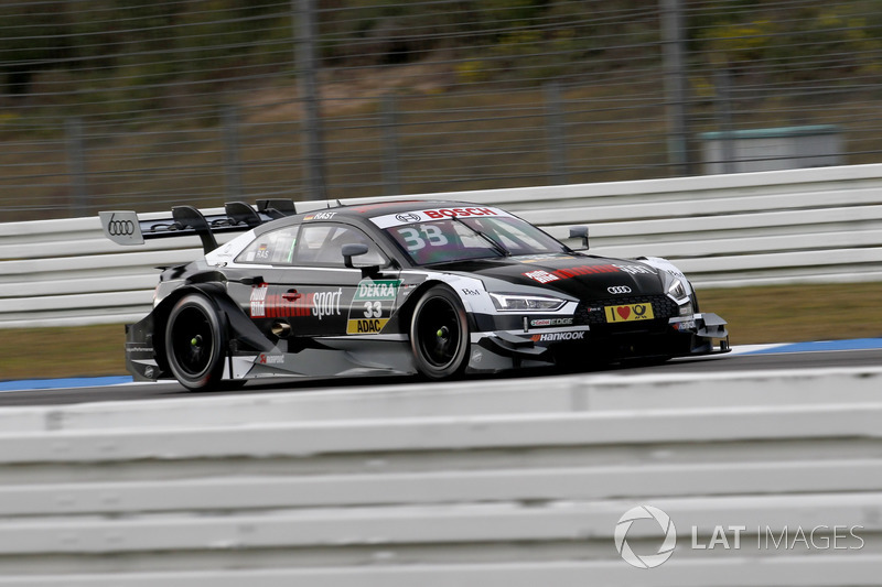 DTM: Audi Sport Team Rosberg, Audi RS5 DTM