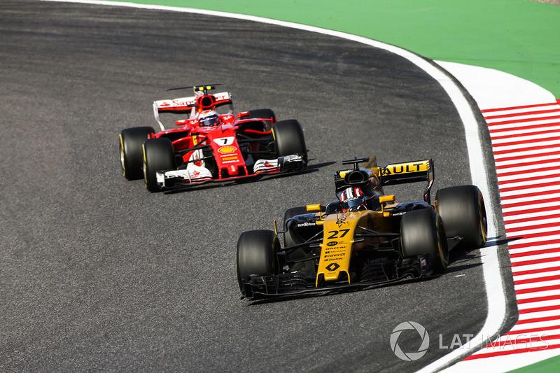Abandon : Nico Hülkenberg (Renault)
