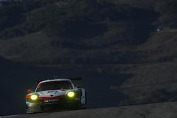 #912 Porsche Team North America Porsche 911 RSR: Gianmaria Bruni, Laurens Vanthoor