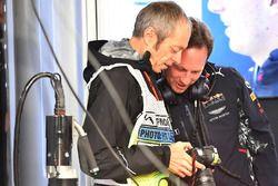 Mark Thompson, photographe de Getty Images, Christian Horner, Team Principal Red Bull Racing