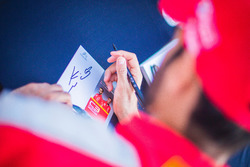Khalid Al-Qassimi, Citroën World Rally Team autograph card