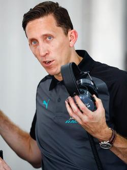 James Barclay, Team Director Jaguar Racing