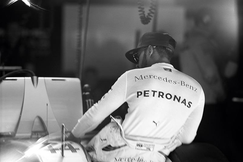 Lewis Hamilton, GP de México 2016