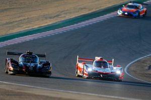#55 Mazda Team Joest Mazda DPi, DPi: Jonathan Bomarito, Harry Tincknell, #6 Acura Team Penske Acura DPi, DPi: Juan Pablo Montoya, Dane Cameron