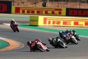 Scott Redding, Aruba.it Racing Ducati, Jonathan Rea, Kawasaki Racing Team, Michael Ruben Rinaldi, Team Goeleven