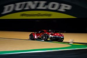 #52 AF Corse - Ferrari 488 GTE Evo: Cristoph Ulrich, Steffen Görig, Alexander West
