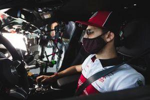 Antonio Giovinazzi, Alfa Romeo Racing, Alfa Romeo Giulia GTA
