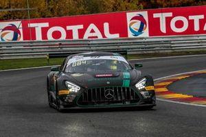 #84 HTP Motorsport Mercedes-AMG GT3: Philip Ellis, Indy Dontje, Russell Ward