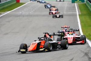 Richard Verschoor, MP Motorsport and Oscar Piastri, Prema Racing