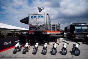 Team Penske Chevrolet, Josef Newgarden, Team Penske Chevrolet, podio