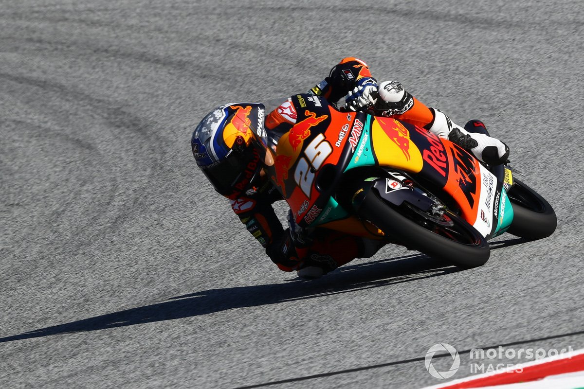 Raúl Fernández, Red Bull KTM Ajo
