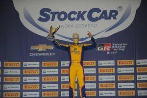 César Ramos faz a pole para a etapa de Interlagos da Stock Car