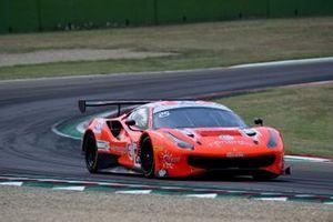 Daniele Di Amato, Alessandro Vezzoni, RS Racing, Ferrari 488 GT3
