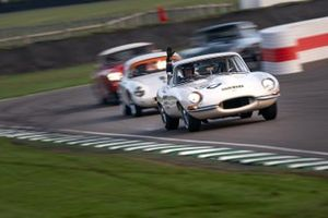 Mark Midgely, John Young Jaguar E-type FHC