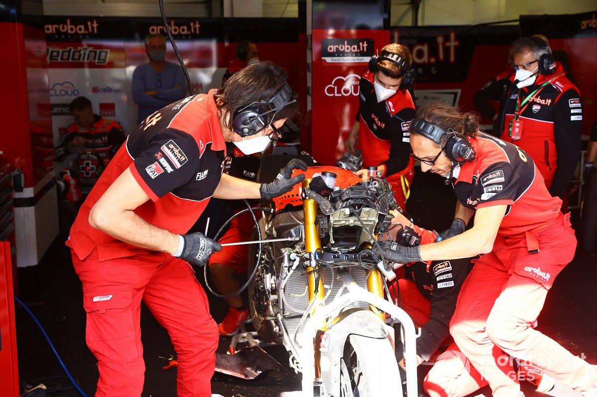 Scott Redding, Aruba.it Racing Ducati