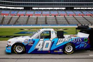 Ryan Truex, Niece Motorsports, Chevrolet Silverado Marquis