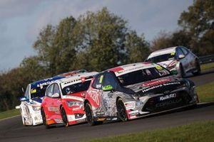Tom Ingram, Toyota Gazoo Racing UK avec Ginsters Toyota Corolla