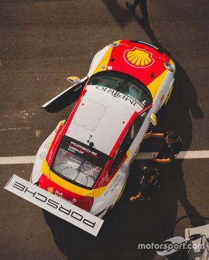 Carro Shell guiado em 2019