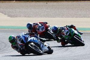Eugene Laverty, BMW Motorrad WorldSBK Team, Roman Ramos, Marco Melandri