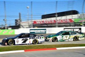 Josh Bilicki, Tommy Baldwin Racing, Chevrolet Camaro Insurance King, James Davison, Rick Ware Racing, Ford Mustang VIR